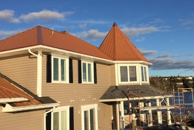 Affordable Metal Roofing, Middle Sackville
